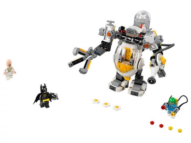 70920 The Lego Batman Movie - Битва едой с Яйцеголовым