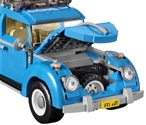 10252 Lego Creator Expert - Фольксваген Жук
