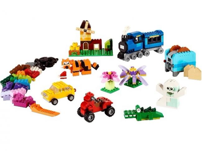 10696 Lego Classic - Набор для творчества среднего размера