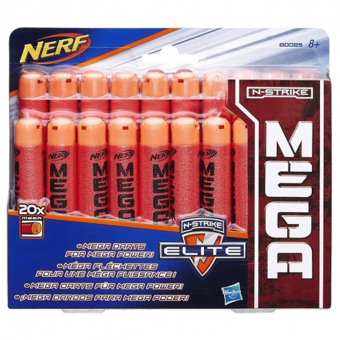 B0085 Nerf Mega  - Нерф Мега 20 стрел