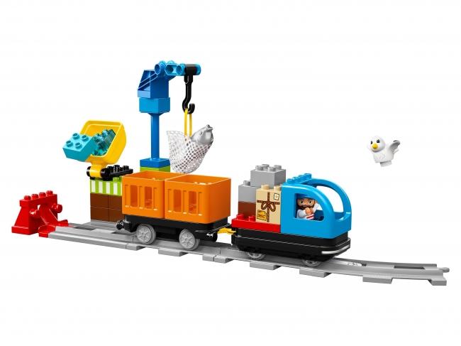 10875 Lego Duplo - Грузовой поезд