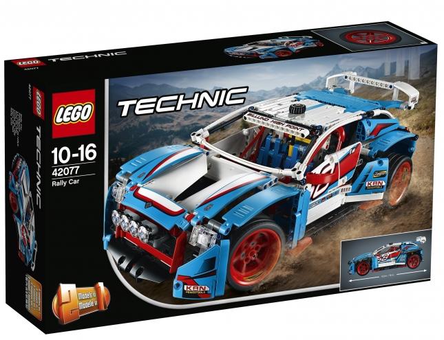 42077 Lego Technic - Гоночный автомобиль