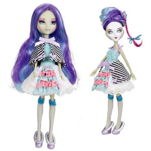 47445 Кукла Mystixx Azra Рококо Зомби