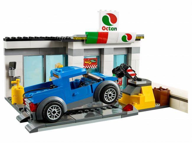 60132 Lego City - Станция технического обслуживания