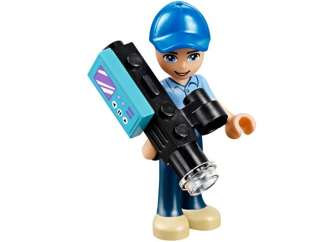 41056 Lego Friends - Новостной фургон Хартлейк