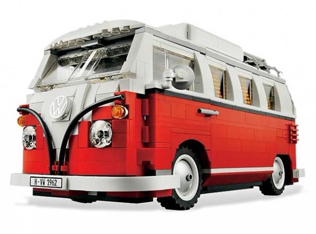 10220 Lego Creator Expert - Volkswagen T1 Camper Van
