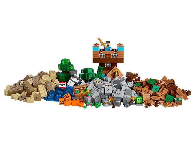 Lego 21135 Набор для крафтинга 2.0