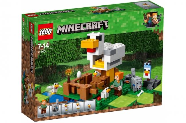 Lego 21140 - Курятник