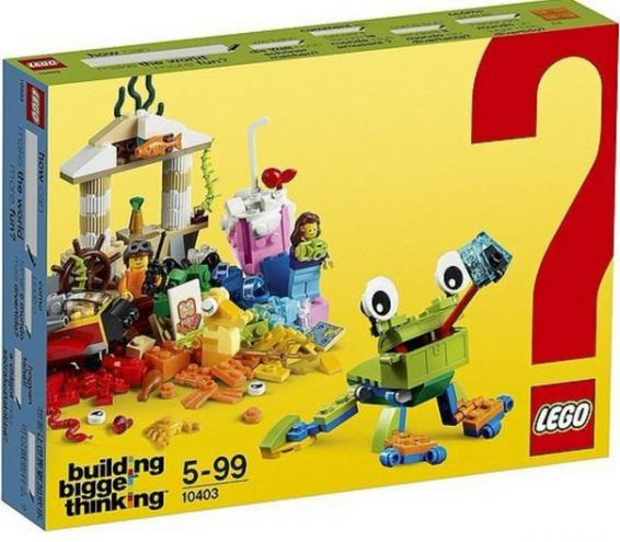 10403 Lego Classic - Мир веселья