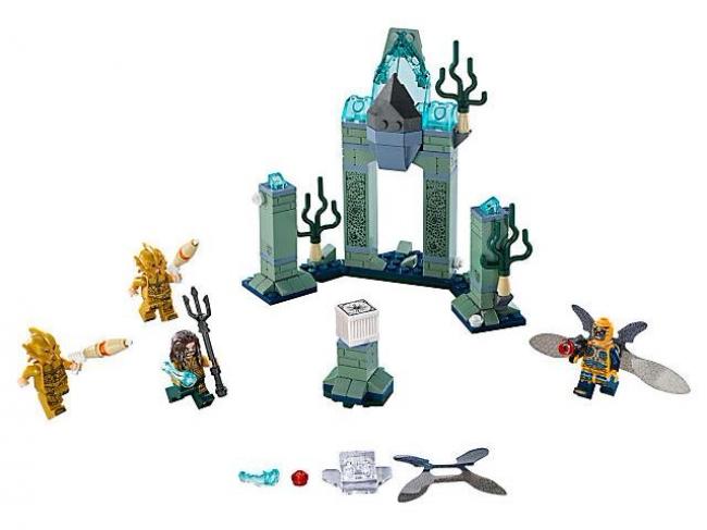 76085 Lego DC Comics Super Heroes - Битва за Атлантиду