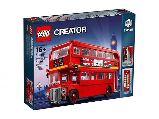 10258 Lego Creator - Лондонский автобус