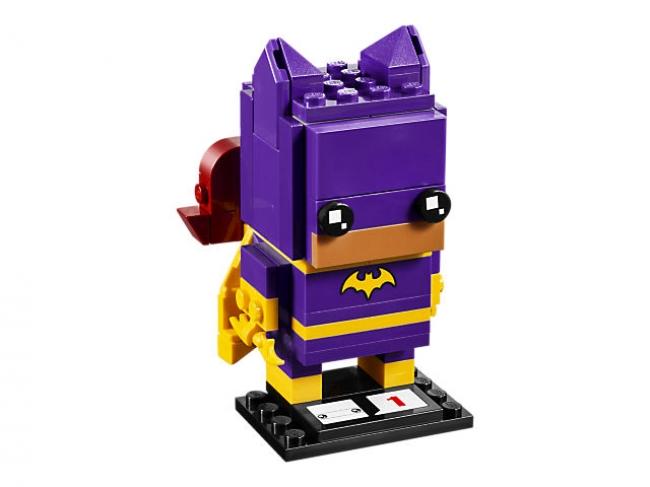 41586 Lego BrickHeadz - Бэтгёрл