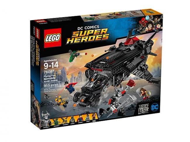 76087 Lego  DC Comics Super Heroes  - Нападение с воздуха