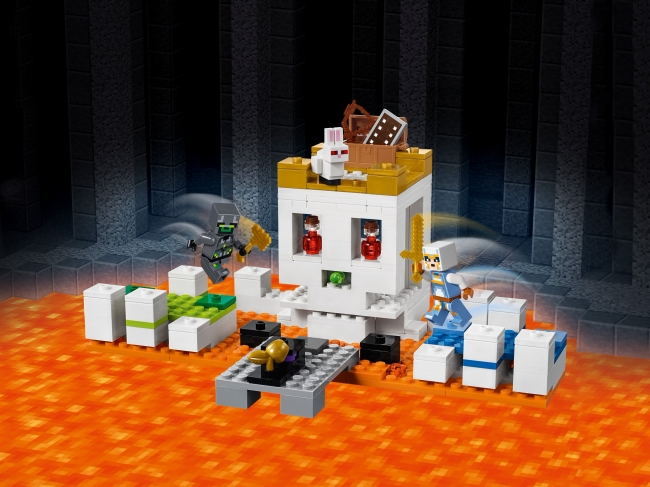 Lego 21145 Арена-череп