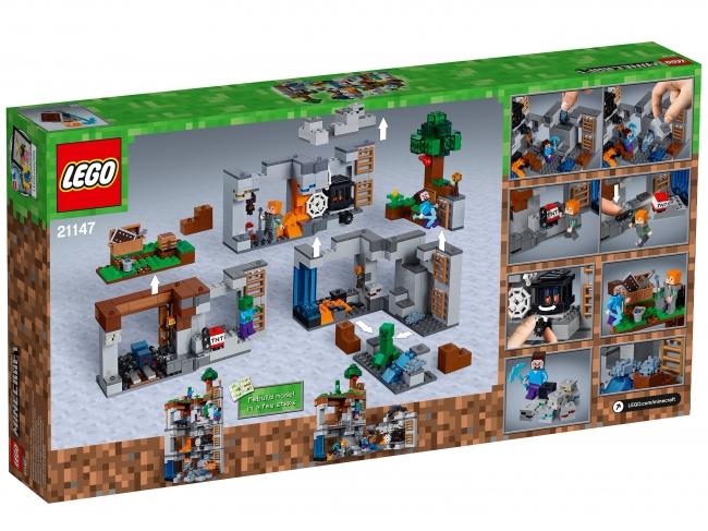 Lego 21147 Приключения в шахтах