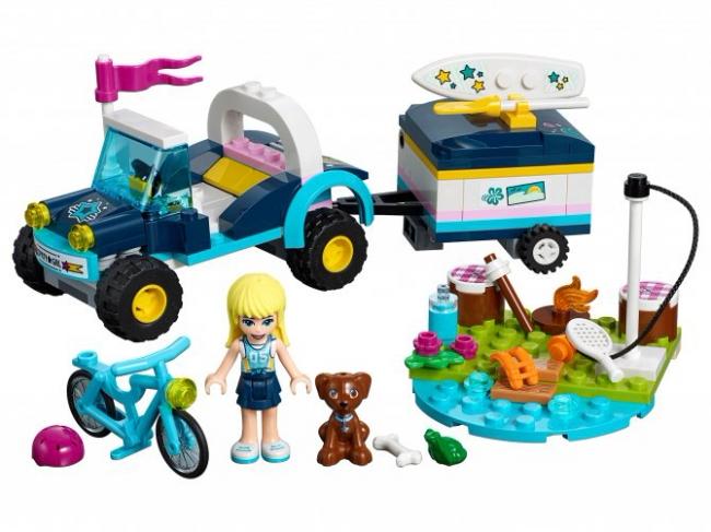 41364 Lego Friends - Багги с прицепом Стефани