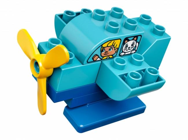 10849 Lego Duplo - Мой первый самолёт