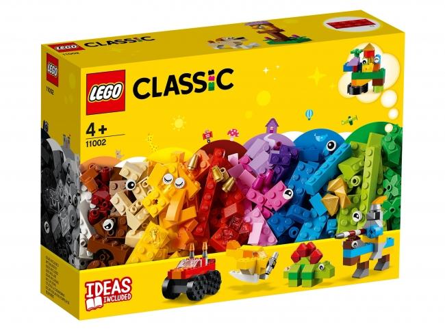 11002 Lego Classic - Кубики, кубики, кубики!