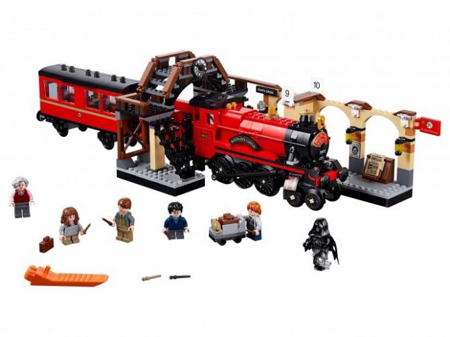75955 Lego Harry Potter - Хогвартс-экспресс