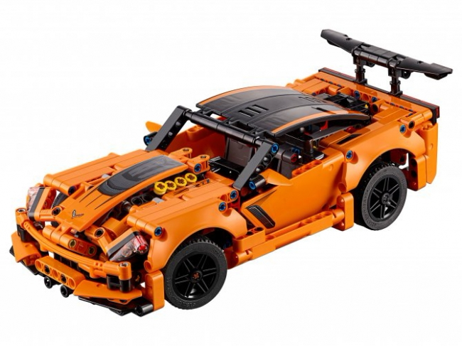 42093 Lego Technic - Chevrolet Corvette ZR1