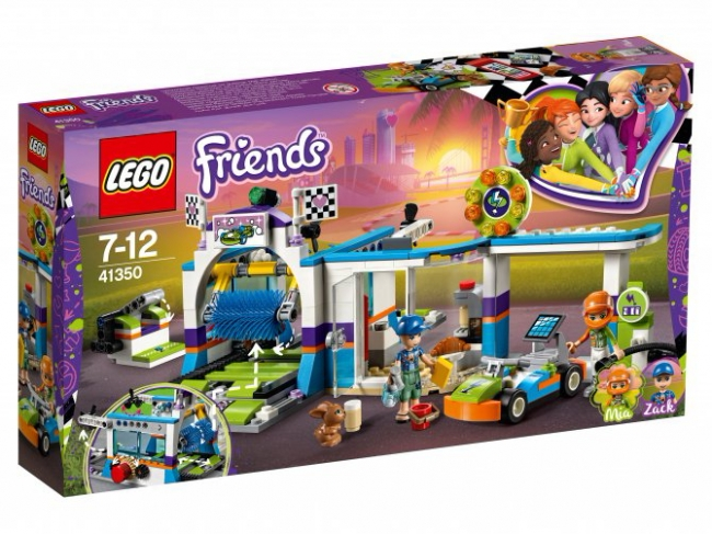 41350 Lego Friends - Автомойка