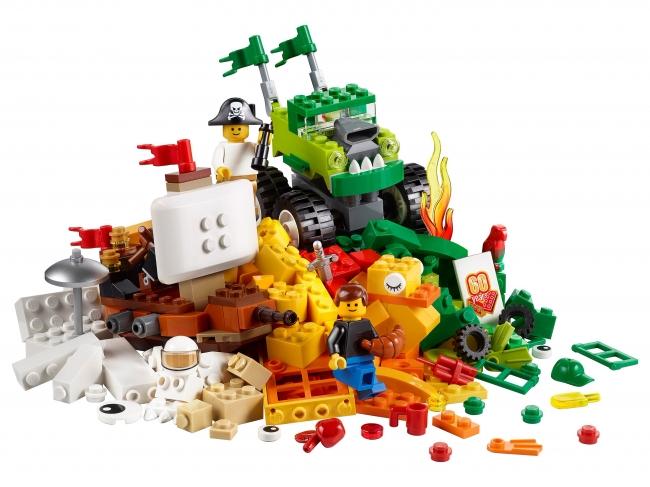 10405 Lego Classic - Миссия на Марс
