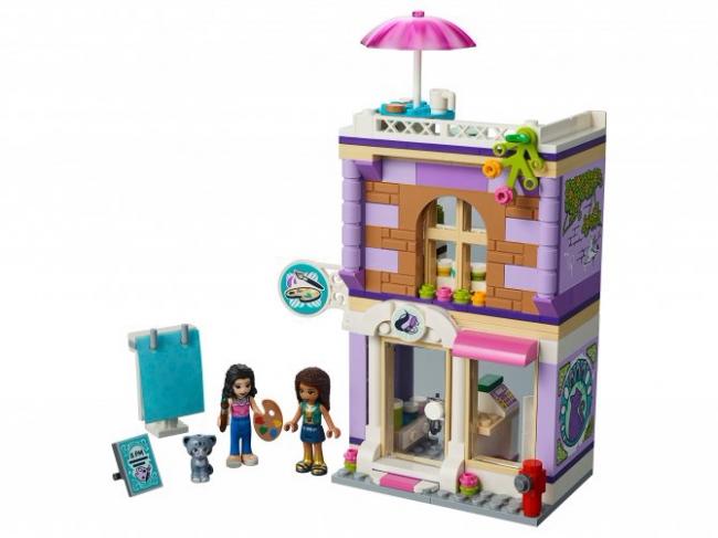 41365 Lego Friends - Художественная студия Эммы