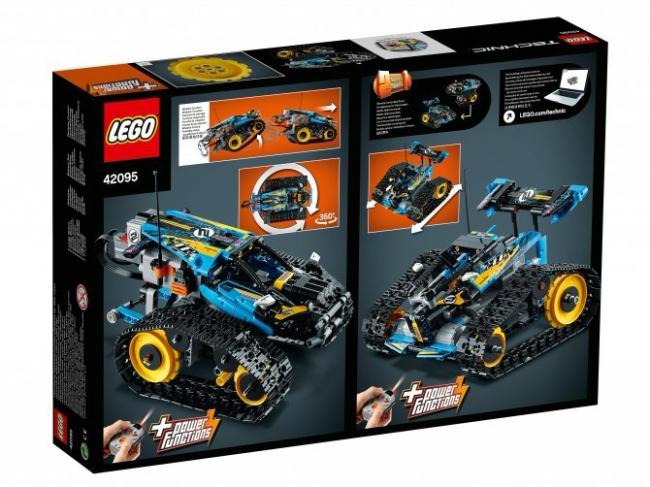 42095 Lego Technic - Скоростной вездеход с ДУ