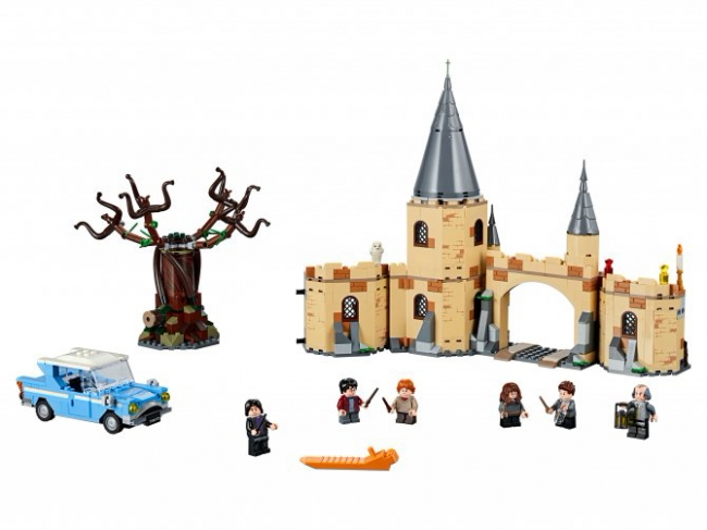75953 Lego Harry Potter - Гремучая ива