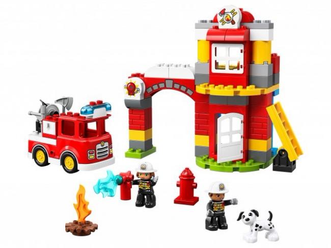 10903 Lego Duplo - Пожарное депо