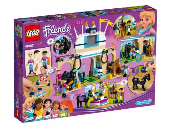 41367 Lego Friends - Соревнования по конкуру