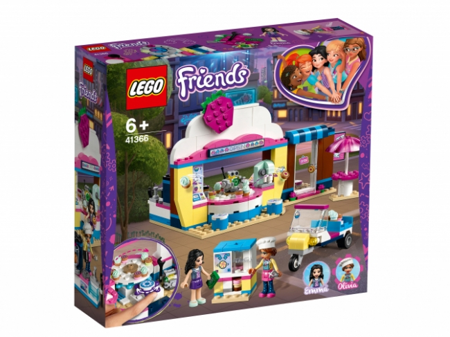 41366 Lego Friends - Кондитерская Оливии