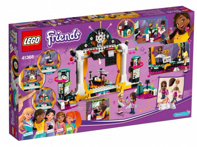 41368 Lego Friends - Шоу талантов