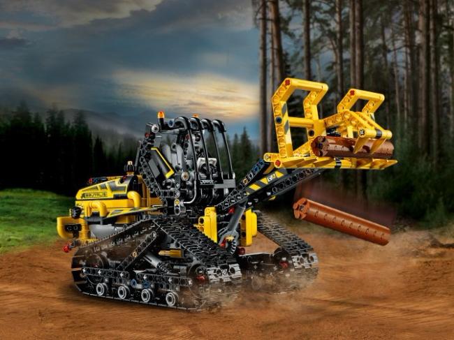 42094 Lego Technic - Гусеничный погрузчик