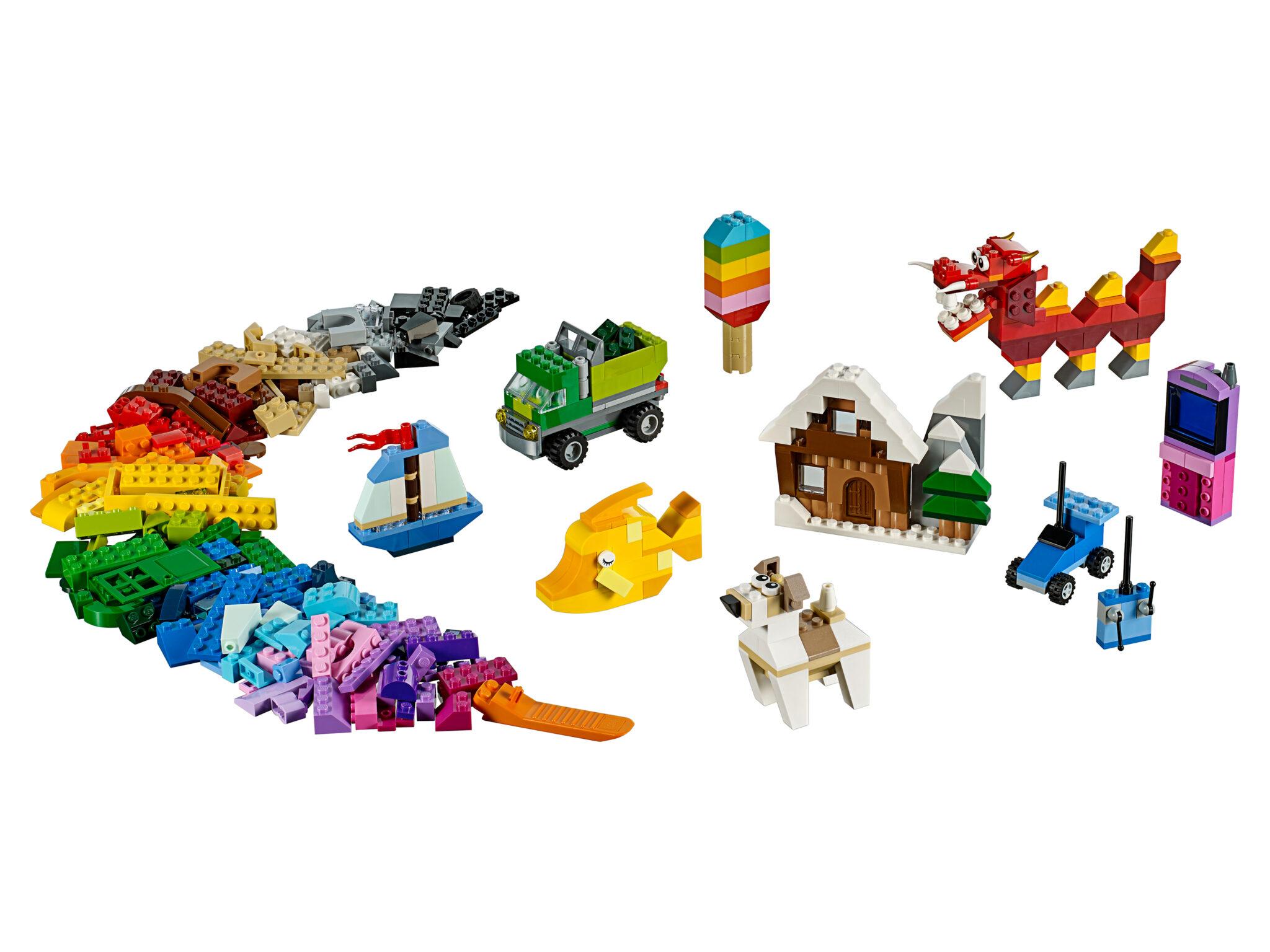 10704 Lego Classic - Набор для творчества
