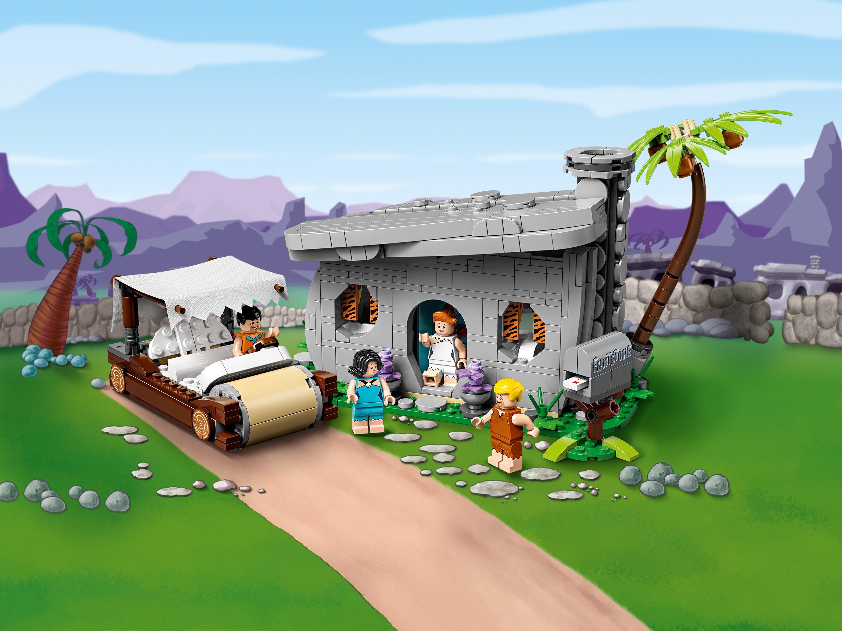 21316 Lego Ideas - Флинтстоуны