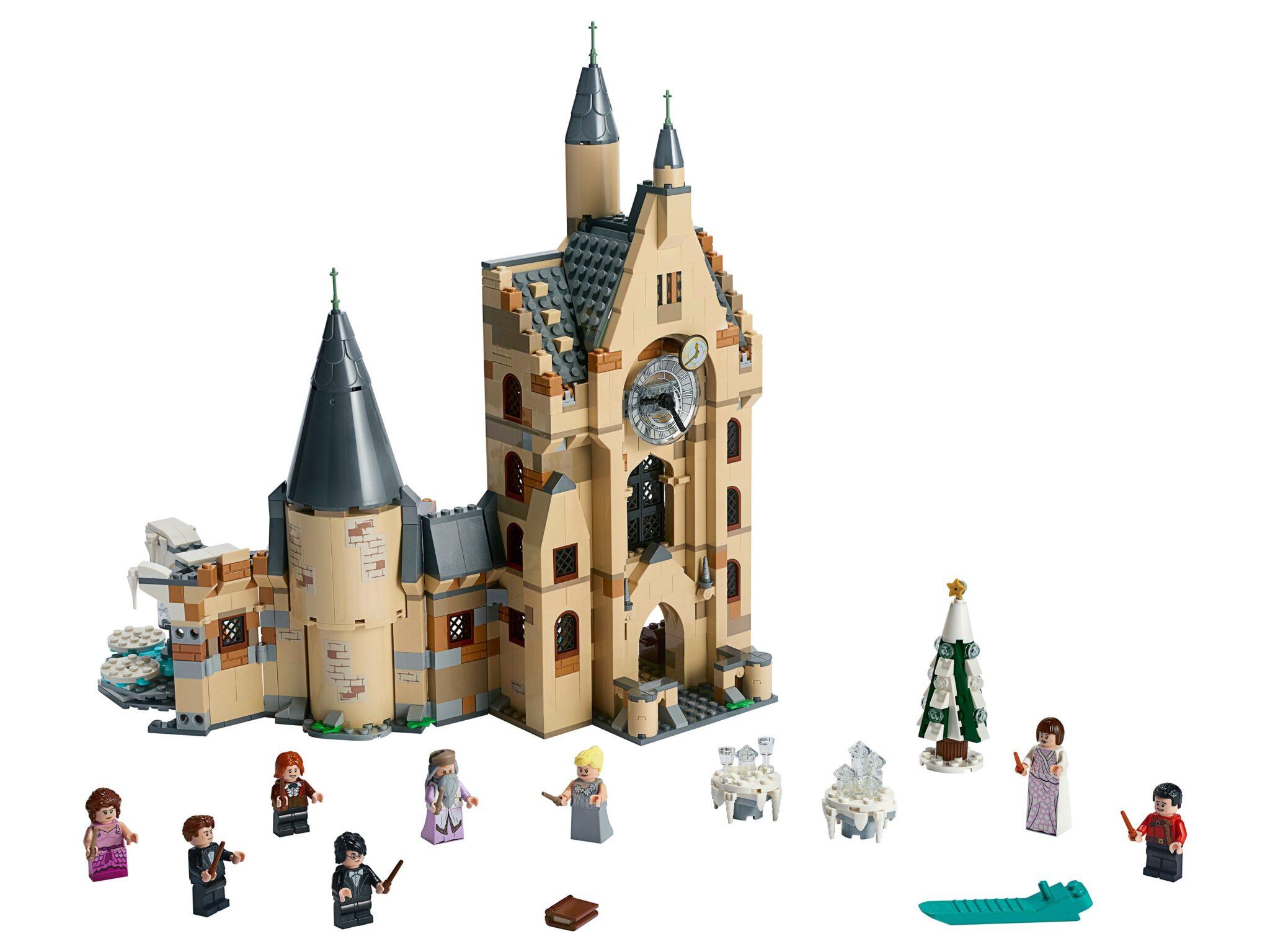 75948 Lego Harry Potter - Часовая башня Хогвартса