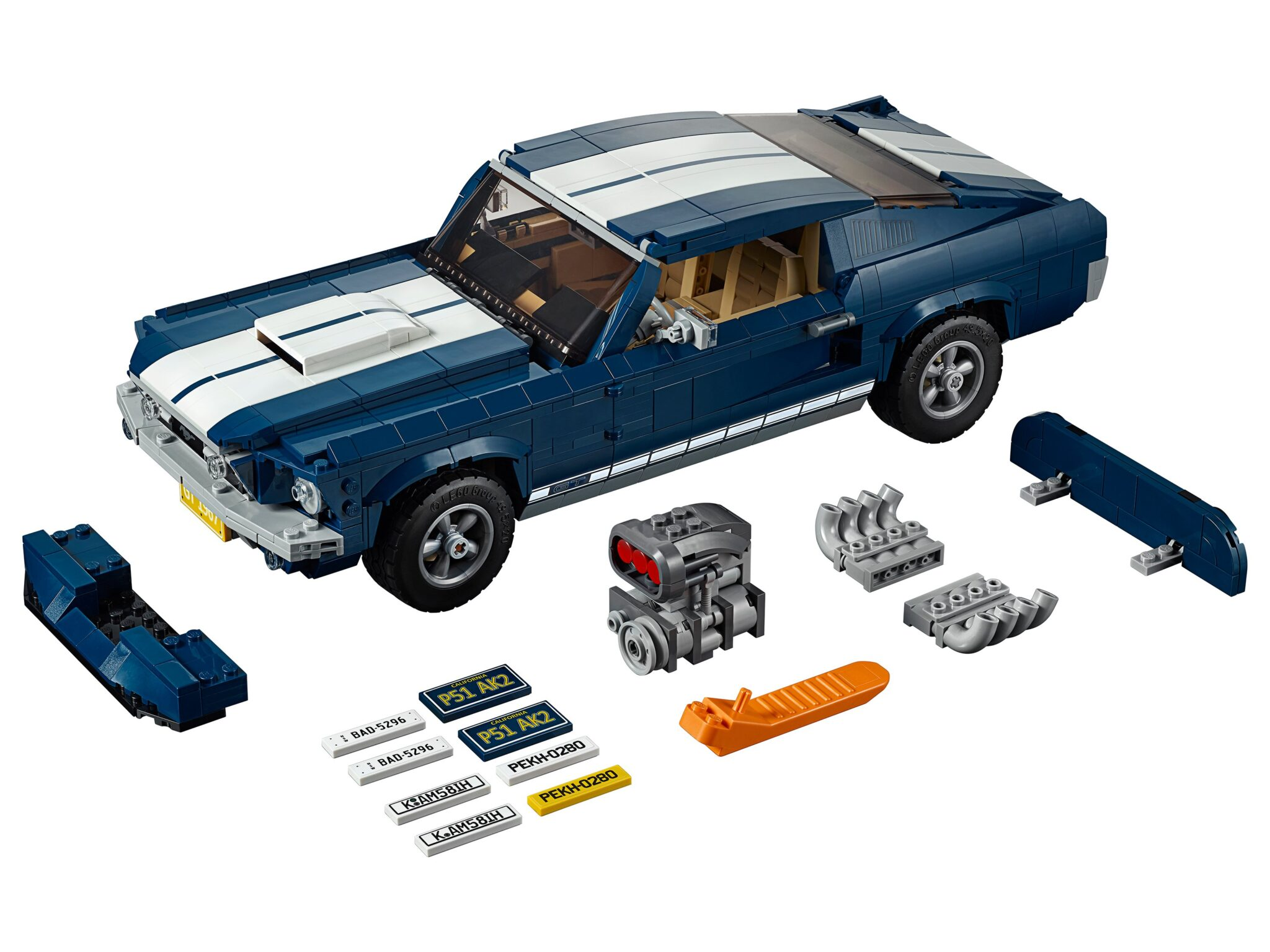 10265 Lego Creator - Ford Mustang