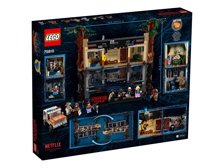 75810 Lego Stranger Things - Очень странные дела