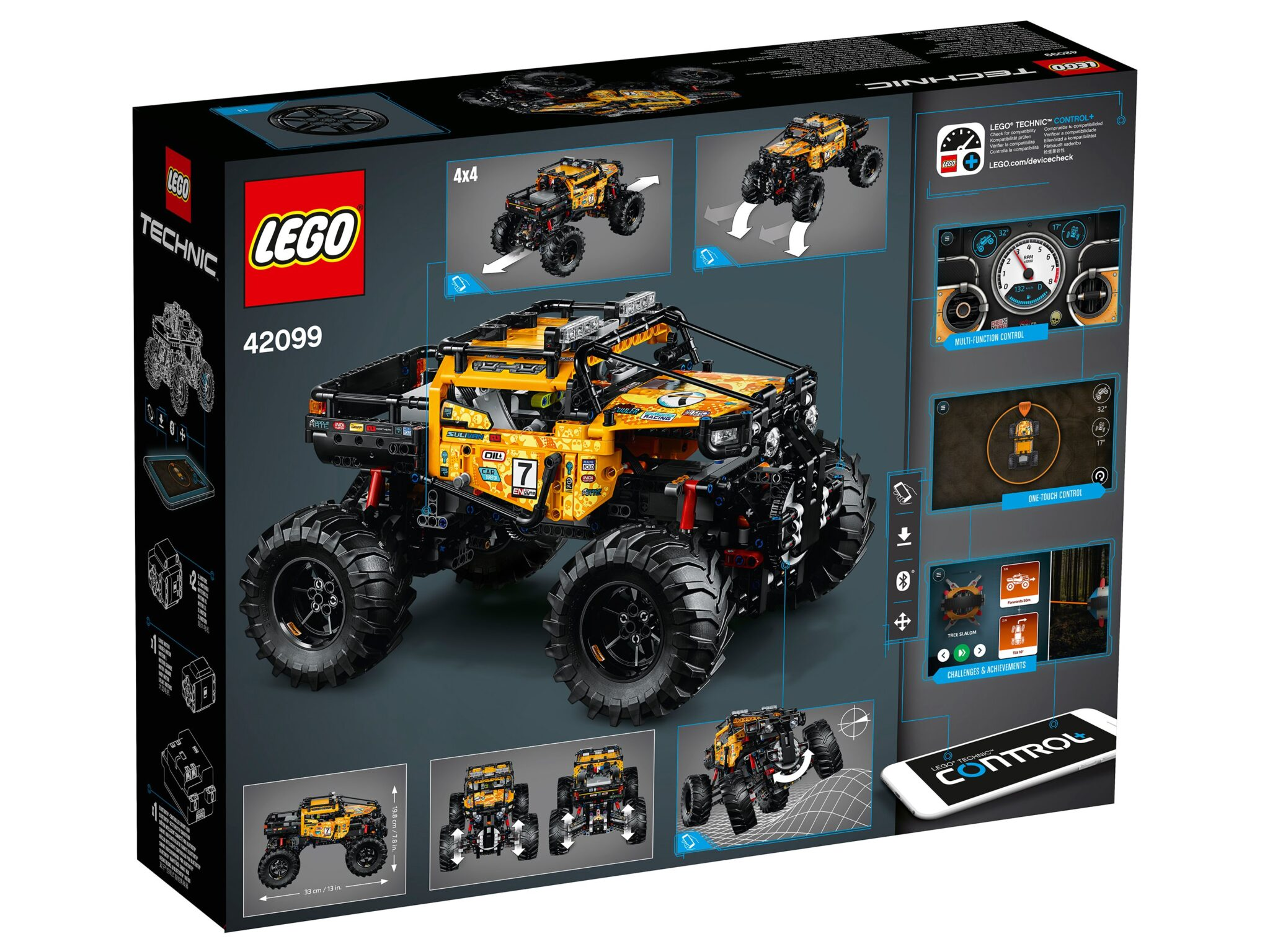 42099 Lego Technic - Экстремальный внедорожник