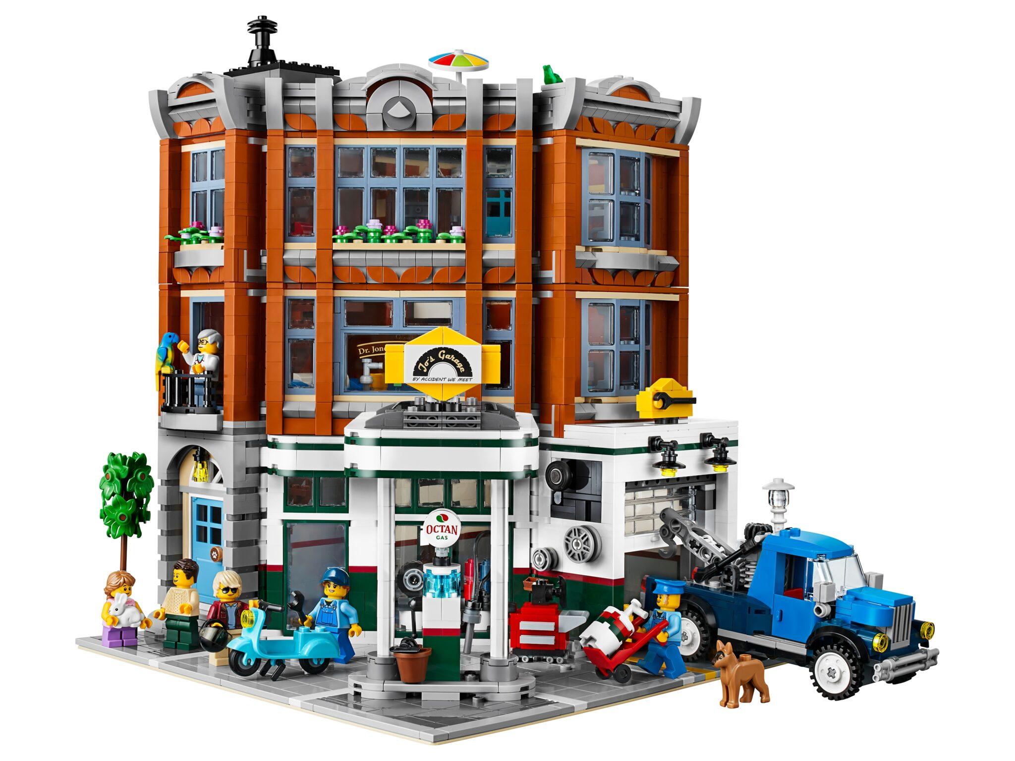 10264 Lego Creator - Гараж на углу