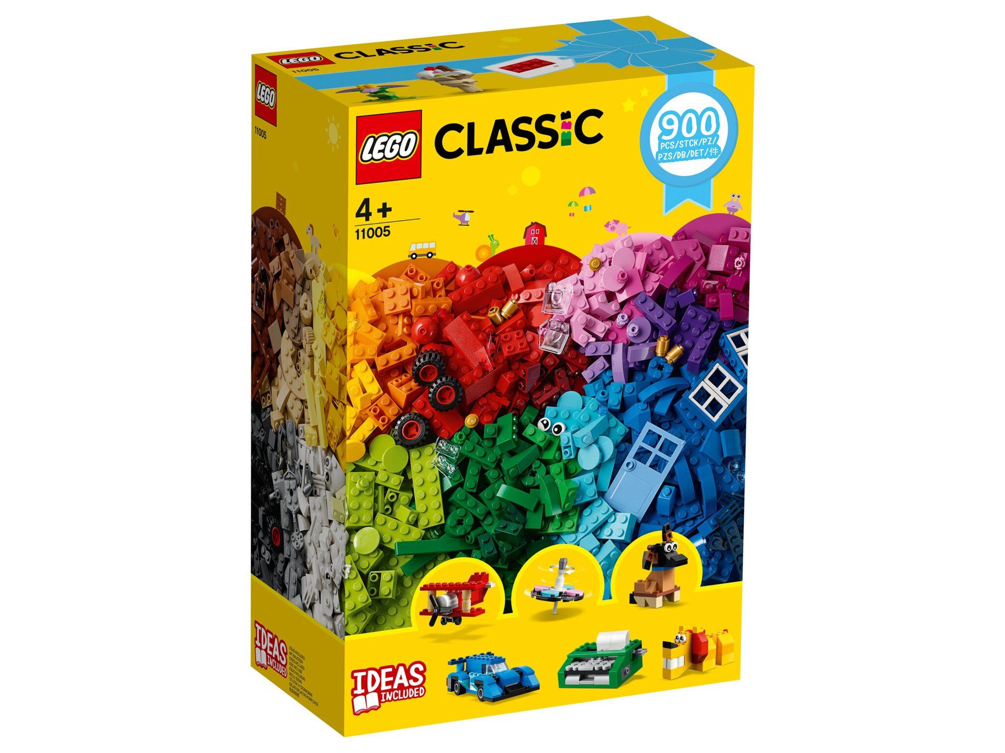 11005 Lego Classic - Весёлое творчество