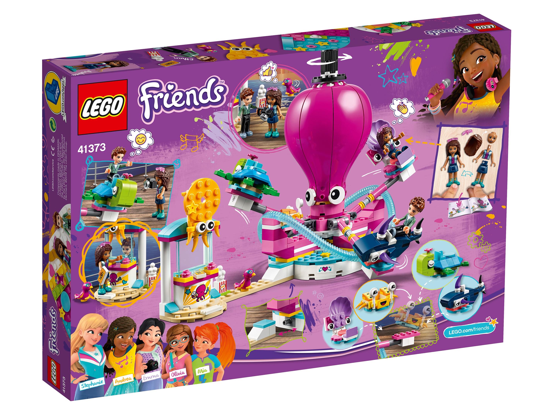 41373 Lego Friends - Аттракцион «Весёлый осьминог»