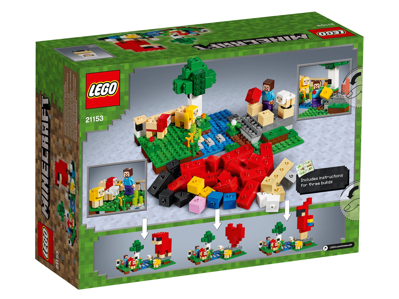 Lego 21153 Шерстяная ферма