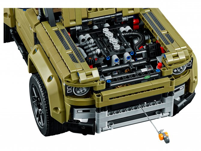42110 Lego Technic - Land Rover Defender