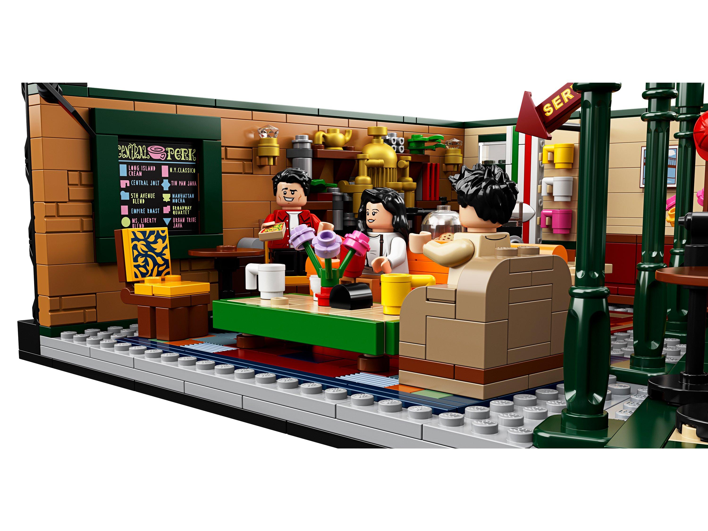 21319 Lego Ideas - Центральный парк Кафе Друзей