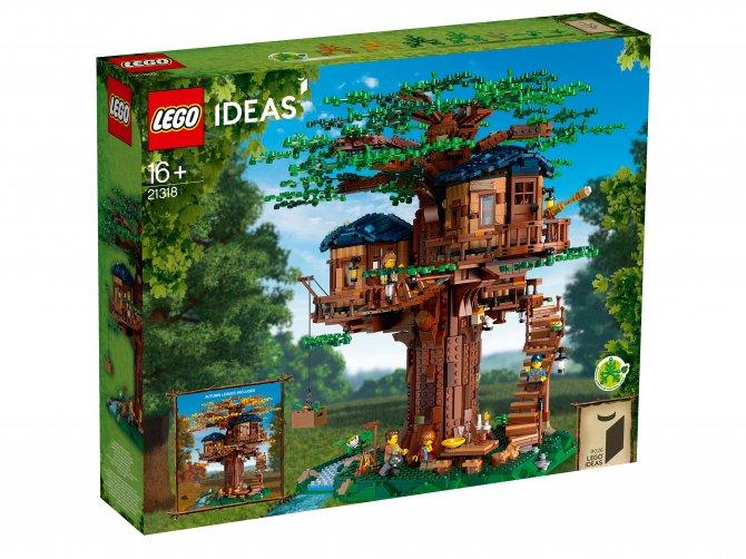 21318 Lego Ideas - Дом на дереве