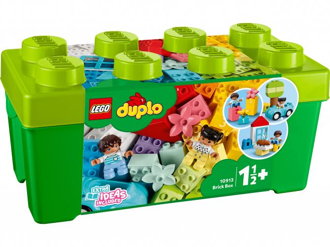 10913 Lego Duplo - Коробка с кубиками