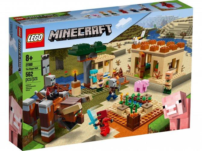 Lego 21160 Патруль разбойников