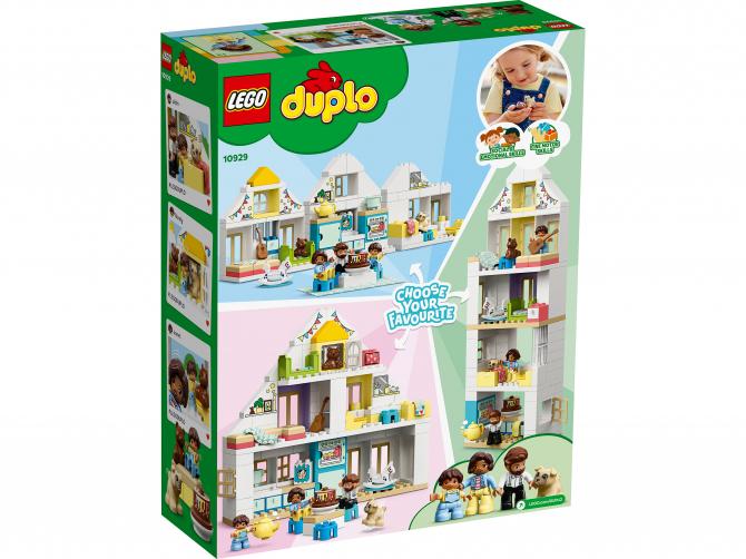 10929 Lego Duplo - Модульный игрушечный дом